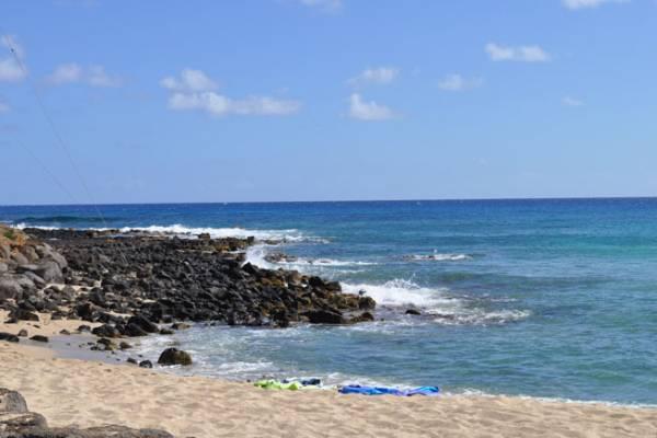 beaches kauai
